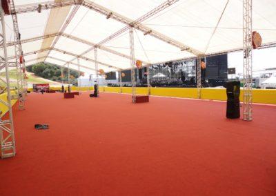 Forração Carpete para Eventos